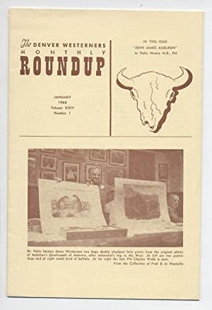 The Denver Westerners Monthly Roundup: January 1968,: Mumey, Nolie