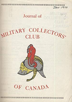 Journal of Military Collectors' Club of Canada: West, Wally &