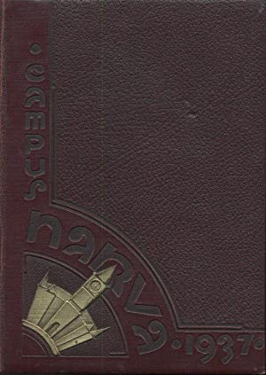 The 1937 Narva: The Annual Publication of the Students of Park College, Parkville, Missouri