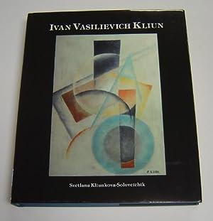 Ivan Vasilievich Kliun: Kliunkova-Soloveichik, Svetlana