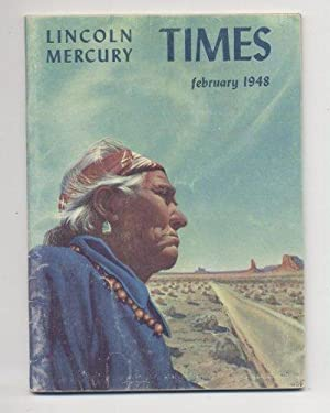 Lincoln Mercury Times. Volume 40, Number 2,: Kennedy, William D.