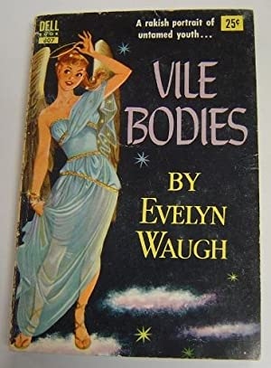 artistic visions in waughs novels vile bodies and brighton rock