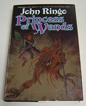 Princess of Wands: Ringo, John