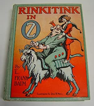 Rinkitink in Oz: Baum, L. Frank