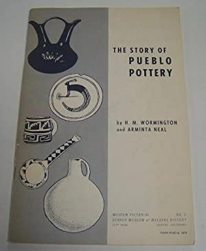 The Story of Pueblo Pottery. Denver Museum: Wormington, H. M.