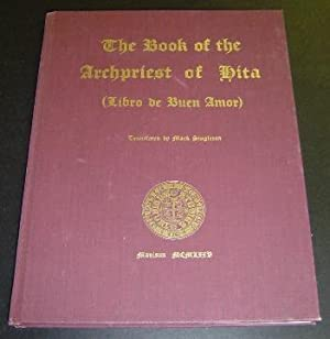 The Book of the Archpriest of Hita: Singleton, Mack (Translated