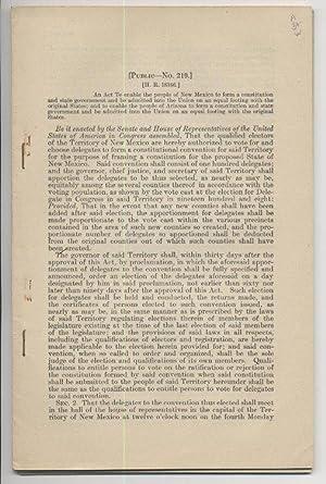 Public--No. 219, H. R. 18166. Chapter 310: Kappler, Charles J.