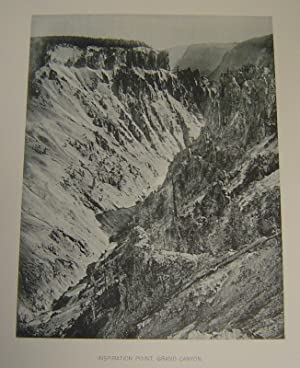 Yellowstone National Park in Photogravure: Haynes, F. Jay
