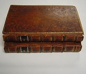 Memoires du Comte de Grammont (2 vols.): Hamilton, Antoine