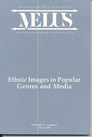MELUS: The Journal of the Society for