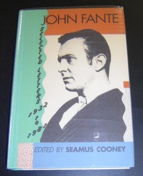 Selected Letters 1932 to 1981: Fante, John