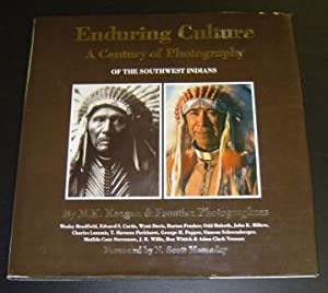 Enduring Culture: A Century of Photography of: Keegan, M. K.