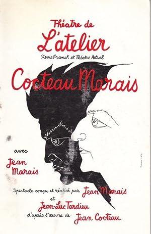 COCTEAU/MARAIS SIGNE PAR JEAN MARAIS: Marais Jean, Tardieu
