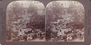 Photographie : Alte Market, Cologne, Allemagne, William R. Rau