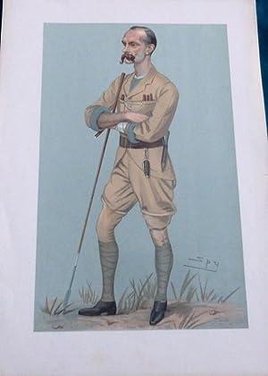Captain F J. D. Lugard. (African Big