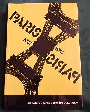 Paris. 1937-1957. arts plastiques, litterature, theatre, cinema,