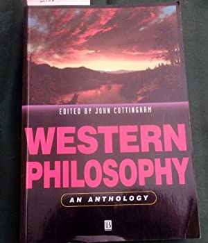 Western Philosophy. An Anthology.