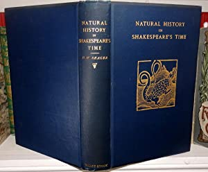Natural History In Shakespeare's Time.