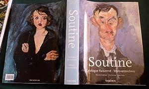 Chaim Soutine (1893-1943). Catalogue Raisonné: Maurice Tuchman, Esti