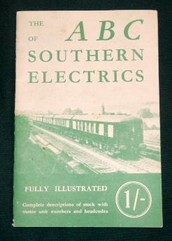 The ABC of Southern Electrics.
