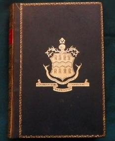 A Critical And Exegetical Commentary on Judges. (Pocklington School Yorkshire Prize Binding by Re...