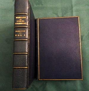 Memoirs Of Count Grammont. 2 volumes. (Fine Gentleman's Library Binding. Grangerised)