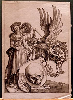 """Syphilis"""" Or, """"The Escutcheon Of Death"""": Armand Durand after"""