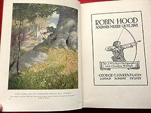 Robin Hood and His Merry Men.: J. Walker McSpadden