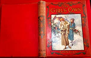The Girls Own Annual. 1924. Volume 46: Flora Klickman (editor).