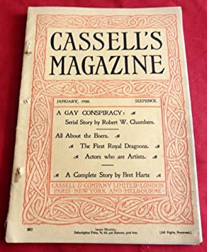 Cassell's Magazine for January 1900