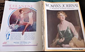 The Woman's Journal March 1928. Issue No 5