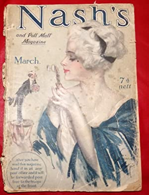 Nash's and Pall Mall Magazine. March 1917. No 287. Vol LVIII