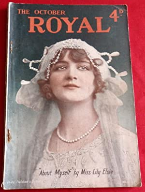 The Royal Magazine. October 1911. No 156.