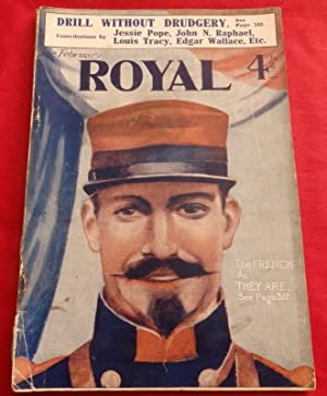 The Royal Magazine. February 1915. No 196.