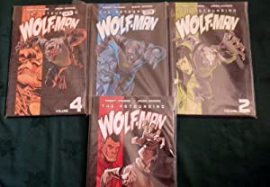 The Astounding Wolf-Man. Volumes 1-4 Containing issues 1-25 and No 57 of Invincible. 1st editions...