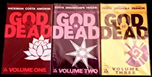 God Is Dead. Volumes 1-3