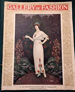 Gallery Of Fashion. September 1912. Volume 2. No 20.
