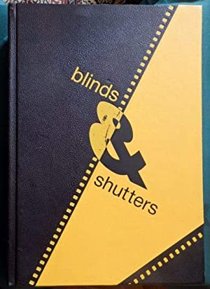 Blinds And Shutters. Ltd edition No 1695. Signed by 10 musicians and artists Inc: Ginsberg, Blake...