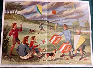 Child Education Poster 1964.