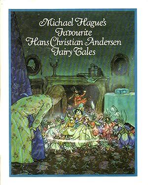 Michael Hague's Favorite Hans Christian Andersen Fairy: Andersen, H.C.; Michael
