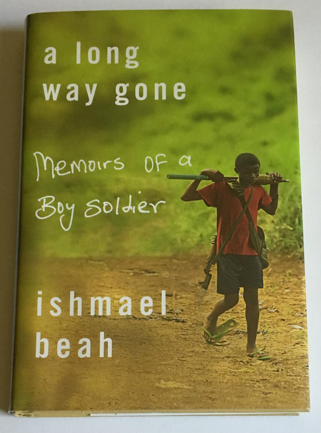 a long way gone ishmael beah violence Ishmael beah refers to memories throughout a long way gone, relayed as flashbacks in difficult times, he clings to moments from happier years - especially those occurring before his parents' divorce.