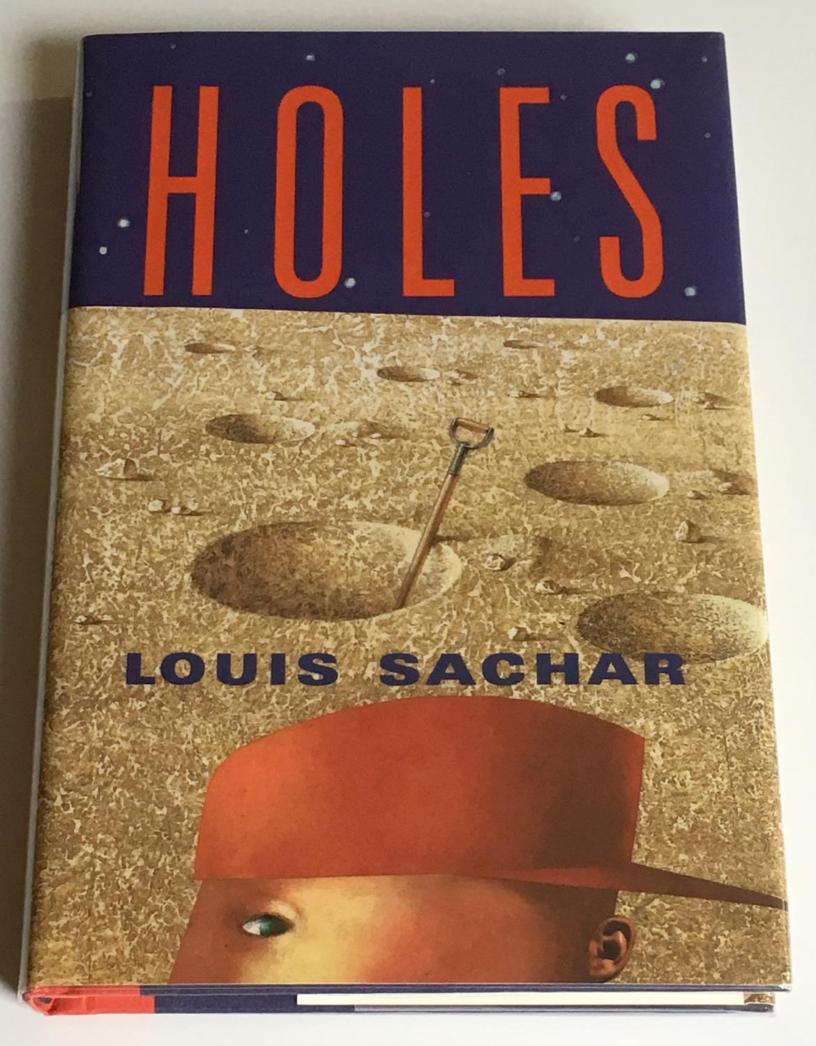 holes louis sachar shows the importance of friendship in times of adversity Holes(louis sachar shows the importance of friendship in times of adversity 2041 words may 29th, 2011 9 pages holes shows the importance of friendship in times of trouble and danger.