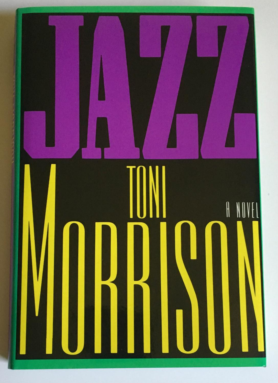 an analysis of the book jazz by toni morrison Immediately download the jazz summary, chapter-by-chapter analysis, book notes jazz summary toni morrison jazz summary jazz is the story of a love affair.