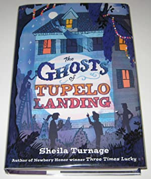 Sheila turnage signed abebooks the ghosts of tupelo landing turnage sheila fandeluxe Images