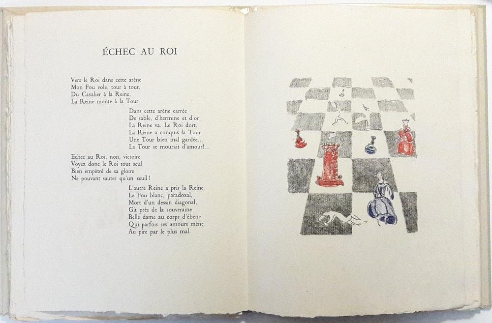 Keepsake Poèmes Illustrés De Vingt Cinq