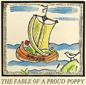 The fable of a Proud Poppy or the shipwerck of