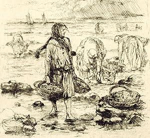 L'Ex-Voto. Illustré de gravures originales par Auguste: DELARUE-MARDRUS (Lucie).