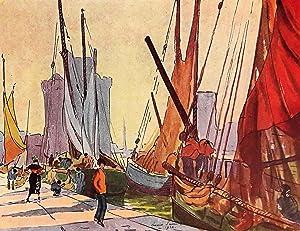 La Pays d'Aunis et de Saintonge. Préface: TALVART (Hector), VAUX