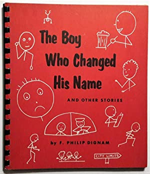 The Boy who changed his name and other stories.