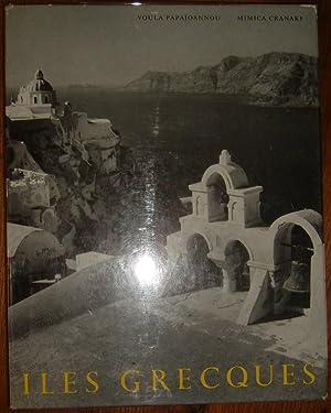 Iles grecques. Images de Voula Papaïoannou. Ouverture: GRECE.